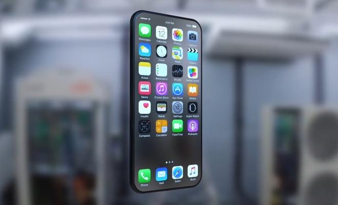iPhone 8 se co camera selfie 'xoa phong' anh 1