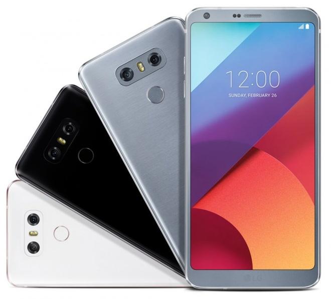 LG G6 ra mat: Man hinh FullVision, chip Snapdragon 821 hinh anh 2