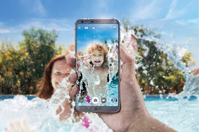 LG G6 ra mat: Man hinh FullVision, chip Snapdragon 821 hinh anh 1