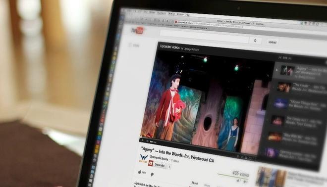 'YouTube co xuy cho quang cao tren noi dung xau' hinh anh