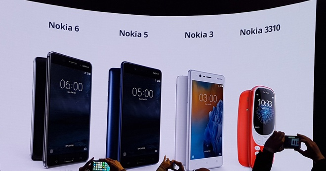 Smartphone Nokia moi ve Viet Nam anh 1