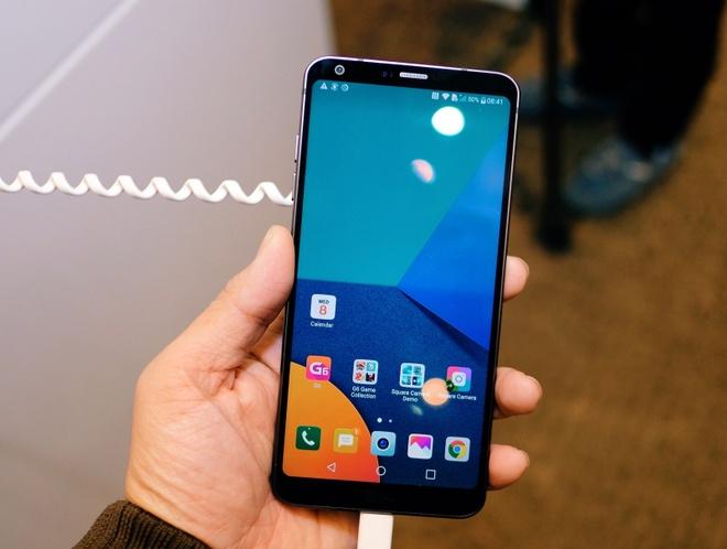 LG G6, TV OLED dan tuong, tu lanh dung Windows 10 tai InnoFest 2017 hinh anh