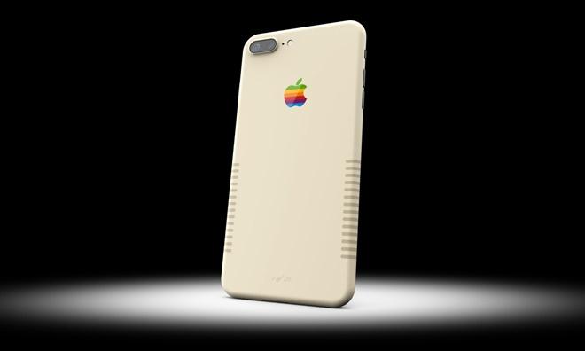 iPhone 7 Plus Retro dang co dien, gia cao gap doi hinh anh