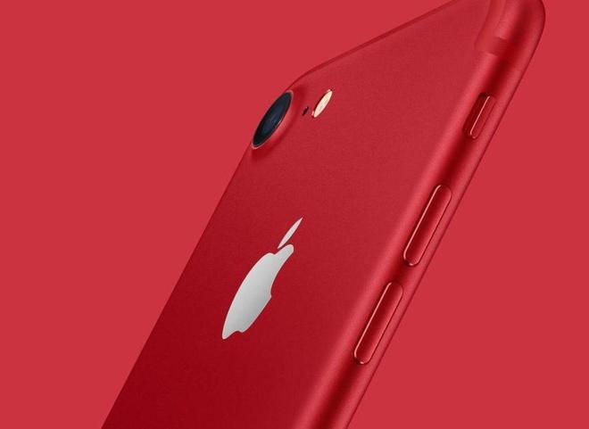 iPhone 7 mau do ban o Viet Nam thang 4, gia tu 21,7 trieu hinh anh