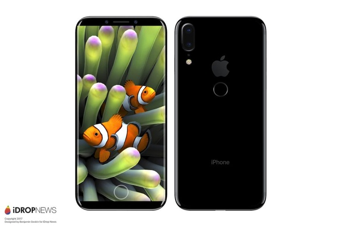 iPhone Edition se co camera kep doc, touch ID mat sau hinh anh
