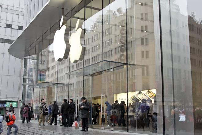 Hoi ket cho nhung cua hang nhai Apple Store o Trung Quoc hinh anh 10