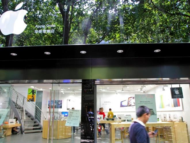 Hoi ket cho nhung cua hang nhai Apple Store o Trung Quoc hinh anh 2
