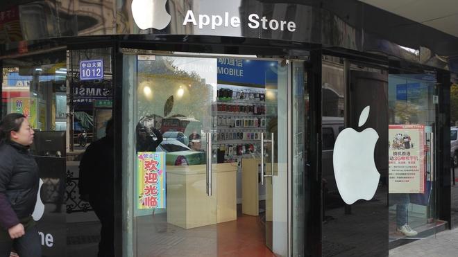 Hoi ket cho nhung cua hang nhai Apple Store o Trung Quoc hinh anh 9