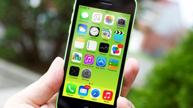 iOS 10.3.2 dat dau cham het cho iPhone 5 va 5C hinh anh 1