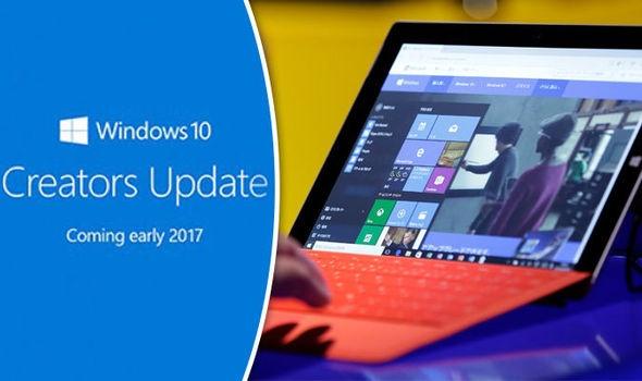 Nhung tinh nang thu vi cua ban cap nhat Windows 10 Creators hinh anh