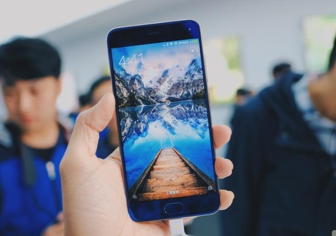 Xiaomi Mi 6 ra mat: Camera kep, manh hon iPhone 7 hinh anh