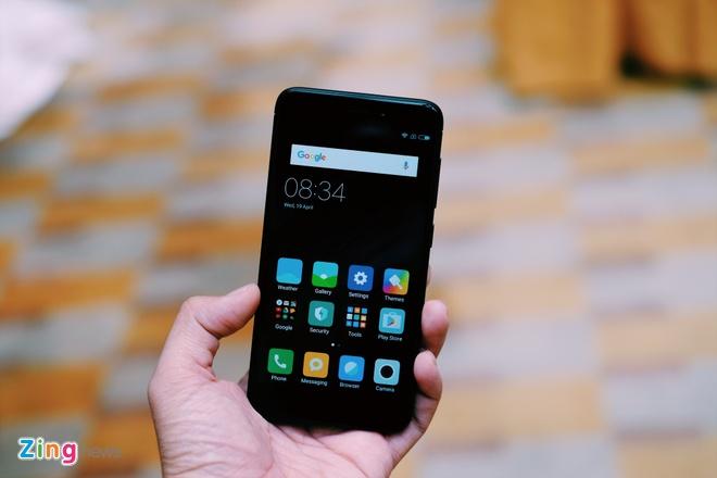Mo hop Xiaomi Redmi 4X pin 4.100 mAh gia 3,99 trieu vua ban o VN hinh anh 3