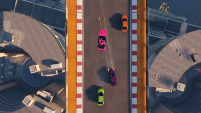 Dua xe ti hon trong GTA Online: Tiny Racer hinh anh