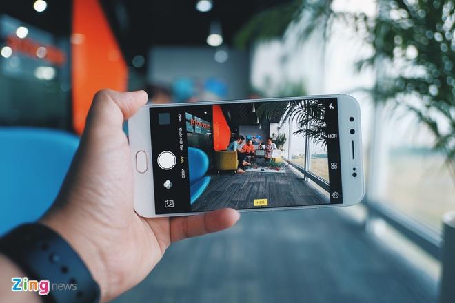 Mo hop Vivo V5 Plus camera kep selfie 'xoa phong' 20 MP hinh anh 13