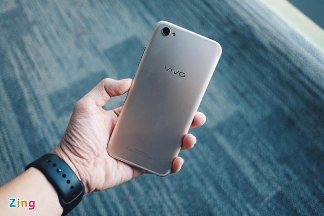 Mo hop Vivo V5 Plus camera kep selfie 'xoa phong' 20 MP hinh anh 5
