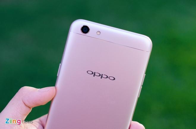 Anh thuc te Oppo F3 camera selfie kep gia 7,5 trieu vua ra mat hinh anh 8