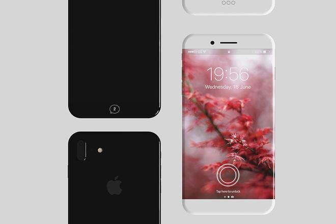 Thiet ke iPhone X vuong lay cam hung tu iPhone 4S hinh anh 6