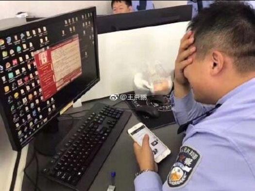 Trung Quoc te liet vi WannaCry anh 5