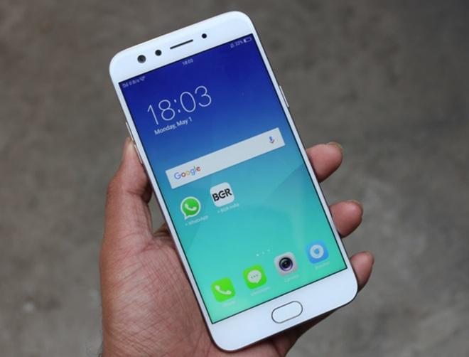 Vivo V5s camera selfie 20 MP gia 6,9 trieu tai Viet Nam hinh anh
