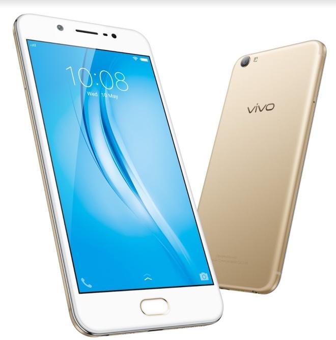 Vivo V5s camera selfie 20 MP gia 6,9 trieu tai Viet Nam hinh anh 1