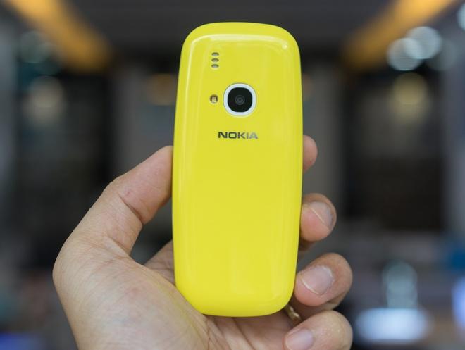 Mo hop Nokia 3310 gia hon mot trieu dong vua ban o Viet Nam hinh anh 5