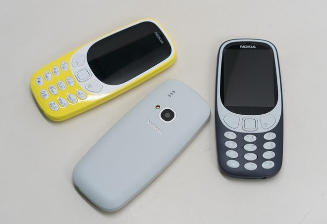 Mo hop Nokia 3310 gia hon mot trieu dong vua ban o Viet Nam hinh anh 9