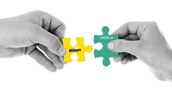 Chinh phu Nhat yeu cau Fujifilm cuu lay Nikon hinh anh