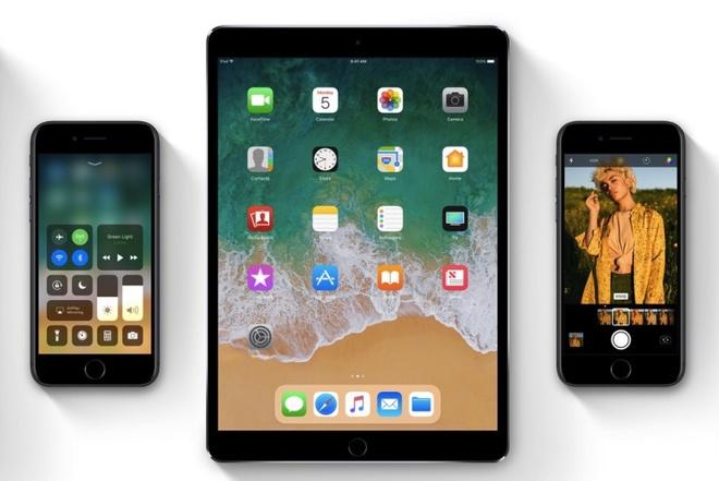 Cach tro ve iOS 10 sau khi cai iOS 11 hinh anh 1