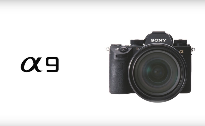 Video gioi thieu sieu may anh Sony A9 hinh anh