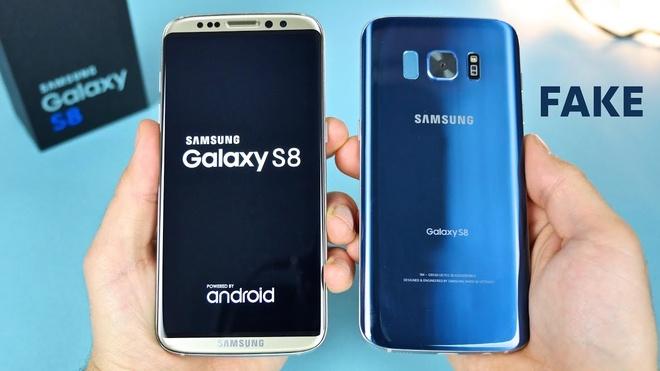 Hon ca iPhone, smartphone Samsung bi lam nhai nhieu nhat o TQ hinh anh