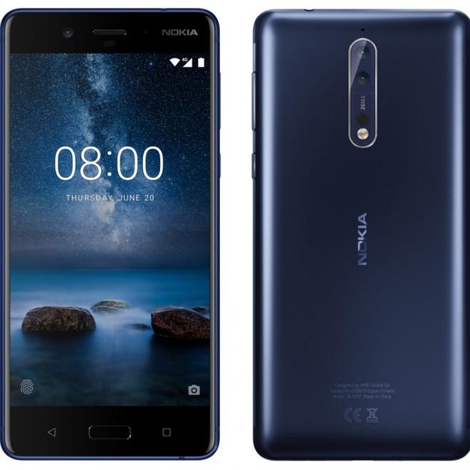 Nokia 8 co the ban o VN dau thang 9, gia khoang 12 trieu hinh anh 1
