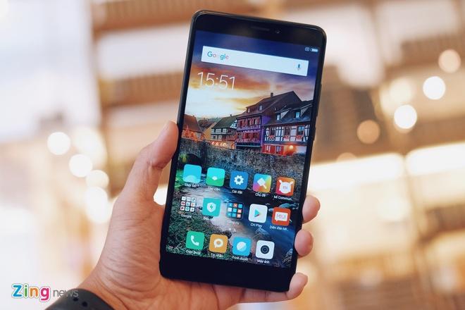 Mo hop Xiaomi Mi Max 2 pin 5.300 mAh vua ra mat hinh anh 3