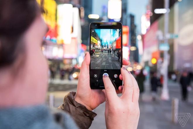 Tai ngay ung dung camera cua Google Pixel cho cac may Android hinh anh