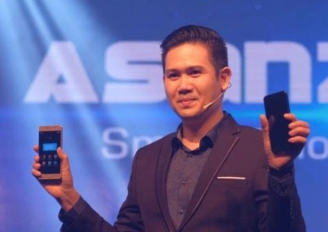 Smartphone Asanzo: Chua gay bat ngo nhung hop thi hieu hinh anh