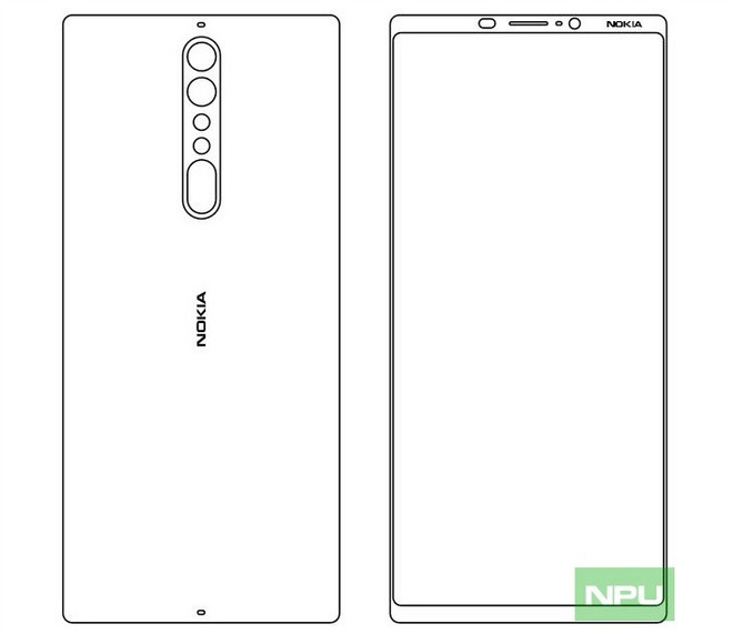 Bom tan Nokia 9 sap xuat hien hinh anh 1