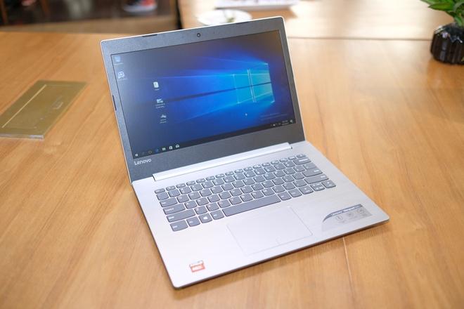 Lenovo ra laptop dung chip AMD duoi 10 trieu o Viet Nam hinh anh