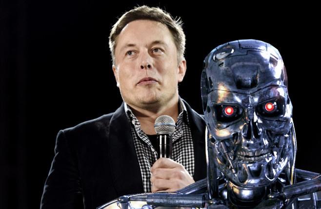 Elon Musk: Tri tue nhan tao se dan den the chien lan 3 hinh anh