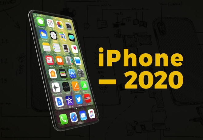 Day la iPhone cua nam 2020 hinh anh