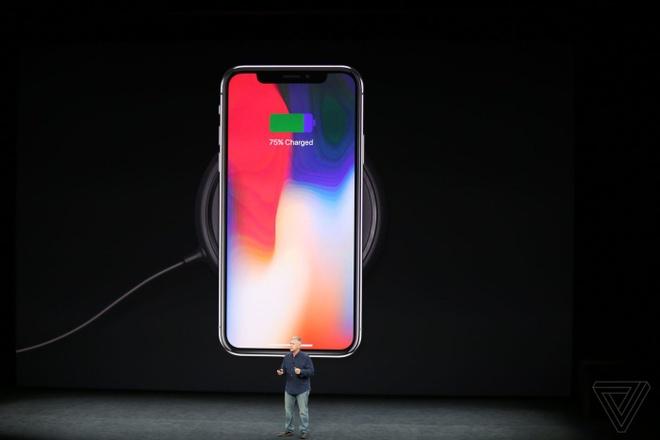 iPhone X ra mat: Man hinh sieu net, sac khong day, bo phim Home hinh anh 3