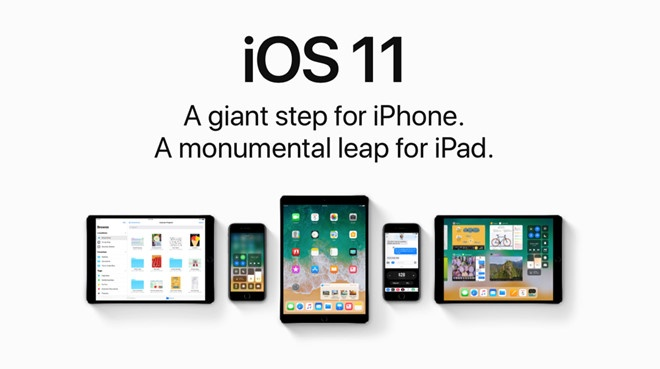 Tai ve iOS 11 ban chinh thuc cho iPhone, iPad hinh anh 1