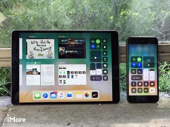 Tai ve iOS 11 ban chinh thuc cho iPhone, iPad hinh anh 2