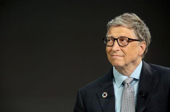 Sau nhieu nam, Bill Gates da mua chiec Android dau tien hinh anh