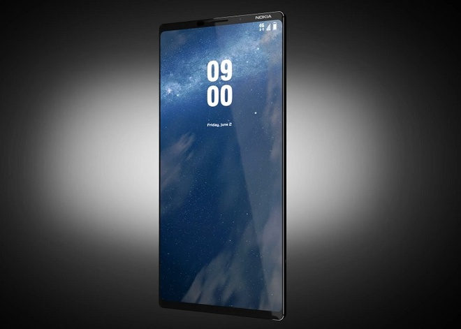 Smartphone Nokia sap ra mat thach dau iPhone X hinh anh