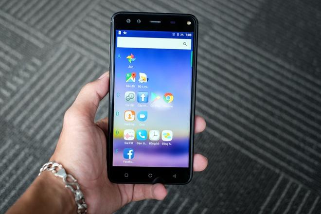 Mobiistar Zumbo S2 Dual - smartphone dang mua tam 4 trieu hinh anh