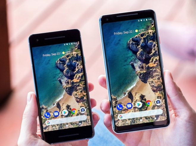 Nen mua iPhone X, Google Pixel 2 XL hay Galaxy Note 8? hinh anh