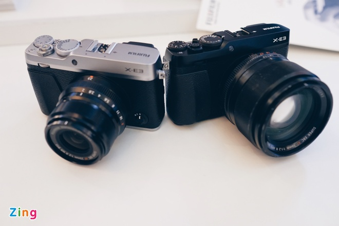 Fujifilm X-E3 ra mat o VN: Ban rut gon tu X-Pro 2, quay video 4K hinh anh 8