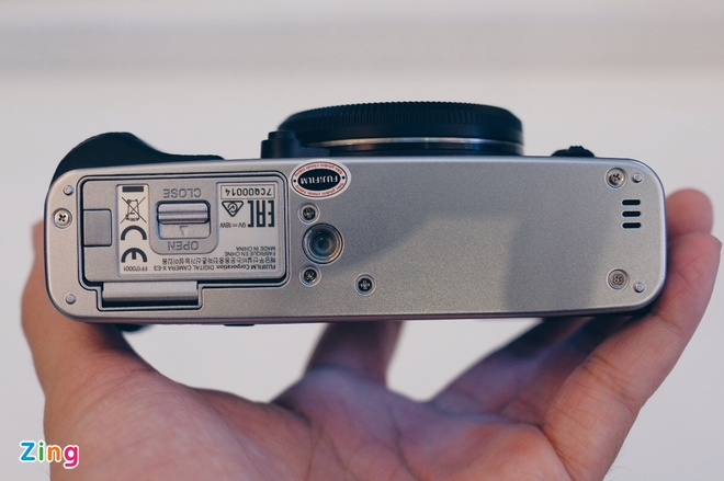Fujifilm X-E3 ra mat o VN: Ban rut gon tu X-Pro 2, quay video 4K hinh anh 4