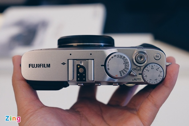 Fujifilm X-E3 ra mat o VN: Ban rut gon tu X-Pro 2, quay video 4K hinh anh 5
