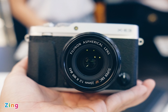 Fujifilm X-E3 ra mat o VN: Ban rut gon tu X-Pro 2, quay video 4K hinh anh 7