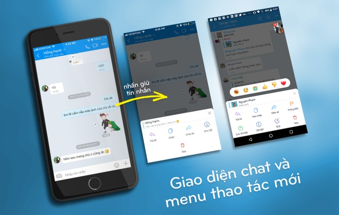 Mini Chat Zalo anh 1